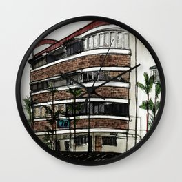 78 Yong Siak Road Wall Clock