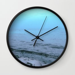 El mar Wall Clock