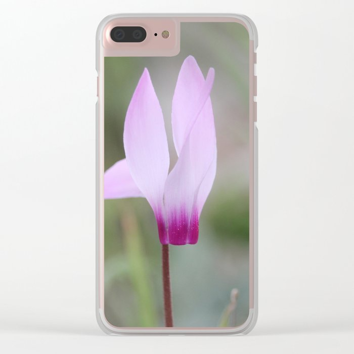 Spring Essence Clear iPhone Case