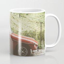 vroom vroom Coffee Mug
