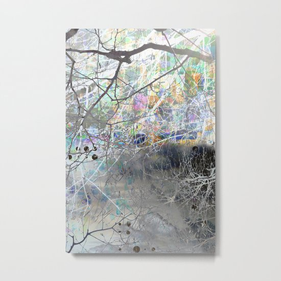 Mystic Weather II Metal Print