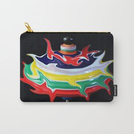 Tipsy-Topsy-Turvy Carry-All Pouch