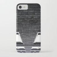 vertigo iPhone & iPod Cases featuring Vertigo by kirstenariel