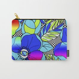 Wild Popppies Carry-All Pouch