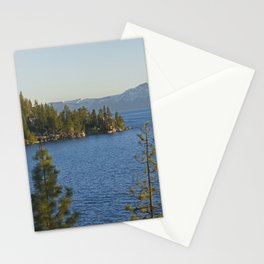 Trees + Tahoe III Stationery Cards