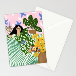 You Left Me Waiting Stationery Cards