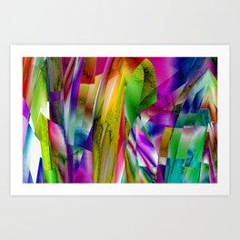 L A P I S Art Print