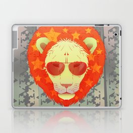 Lion Star Laptop & iPad Skin