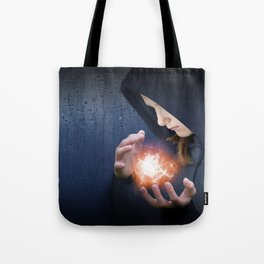 Theonite: Planet Adyn Cover Art Tote Bag
