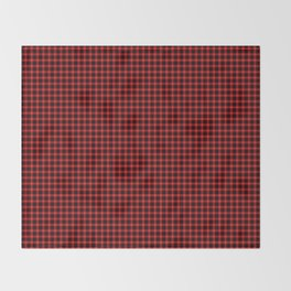 Cunningham Tartan Throw Blanket