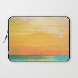 Summer Sunset Laptop Sleeve