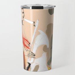 Jazz musicians concert Travel Mug