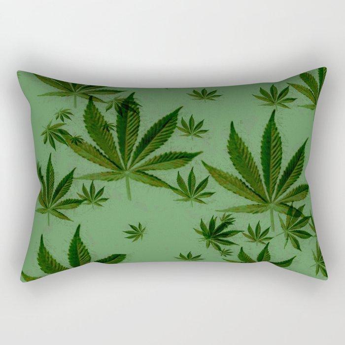 Higher and Higher Rectangular Pillow