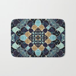REALLY MERMAID - MYSTIC BLUE Bath Mat