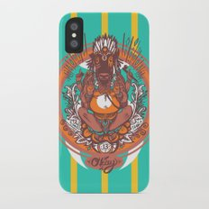 West Ganesh - Color Slim Case iPhone X