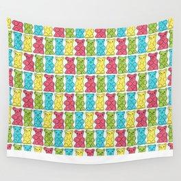 gummy bears Wall Tapestry