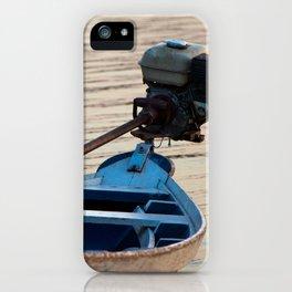 Amazon Boat iPhone Case