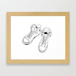 All-Stars 2 Framed Art Print