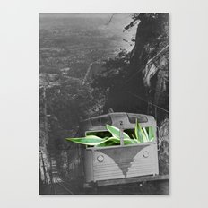 chattanooga delusions Canvas Print