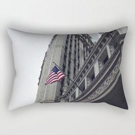 Wrigley Bulding Chicago Rectangular Pillow