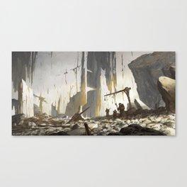 El Dorado Canvas Print