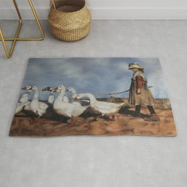 To New Pastures Rug