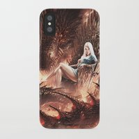 destiny iPhone & iPod Cases featuring Destiny by Todor Hristov