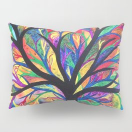 Nerve Endings Pillow Sham
