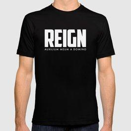 reign black T-shirt