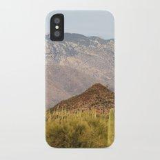 Saguaro National Park iPhone X Slim Case