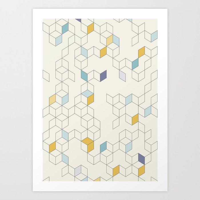 Keziah (Day) Art Print