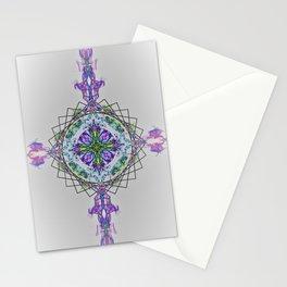 Cross Mandala Stationery Cards