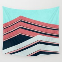 urban Wall Tapestries featuring Urban #6 by Nope