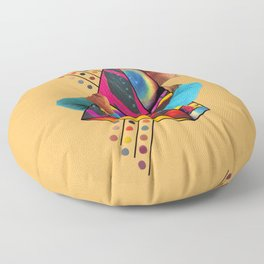 Stockholm Syndrome Floor Pillow