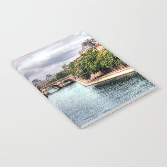 La Seine Notebook