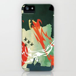 Tokyo or Bust iPhone Case