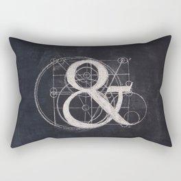 Ampers& Rectangular Pillow