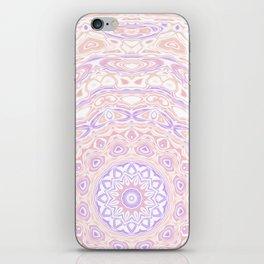 Funky mandala iPhone Skin