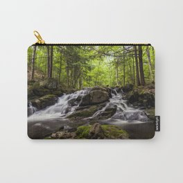 split waterfall Carry-All Pouch