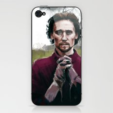 Henry V praying iPhone & iPod Skin