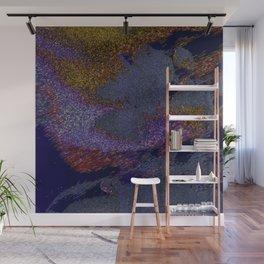 abstract sand Wall Mural