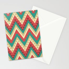 American Native Pattern No. 94 Stationery Cards