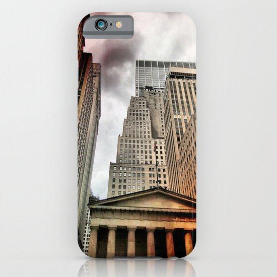 Wall Street iPhone & iPod Case