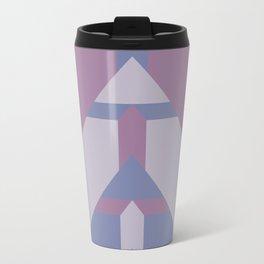Violet Directions #society6 #violet #pattern Travel Mug