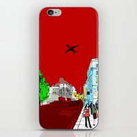 general iPhone & iPod Skins featuring General Public by bivisual