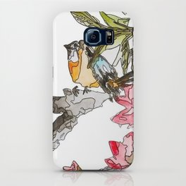 Birds of a Feather 2 iPhone Case