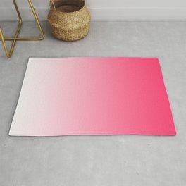 ombre pink dreams Rug
