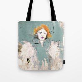FASHION ILLUSTRATION 19 Tote Bag