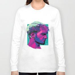 Layne Staley Long Sleeve T-shirt