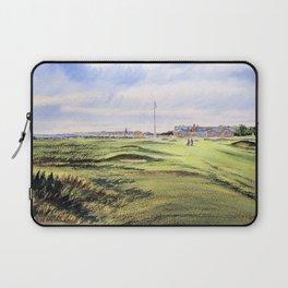 Royal Troon Golf Course Scotland Laptop Sleeve